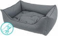 DandyBed Leather Grey