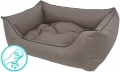 DandyBed Leather Taupe